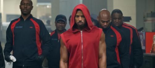 Michael B. Jordan em cena do filme Creed (Divulgação/Warner Bros. Pictures)