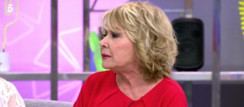 Mila Ximénez y Jorge debaten en directo sus puntos de vista sobre Kiko Rivera