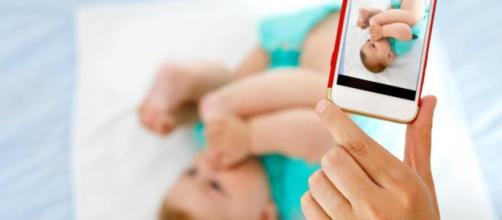 Publicações dos filhos nas redes sociais (Reprodução/Facebook)