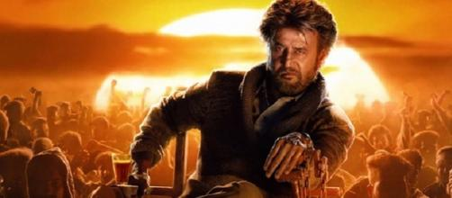 Rajinikanth in Petta -a superstar- (Image Credit: cinetimes/youtube screencap)