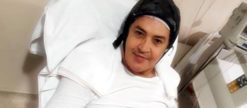 Recuperação de Beto Barbosa foi considerada rara pelos médicos. (Foto Reprodução)