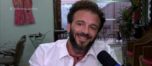 Serginho, o angolano que participou do BBB1 enquanto estava ilegalmente no Brasil. (Reprodução: Rede Globo)