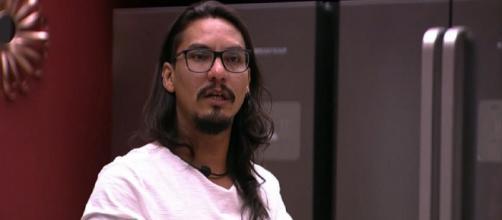 Vanderson vai processar mulheres que o acusam de estupro (Foto: TV Globo)