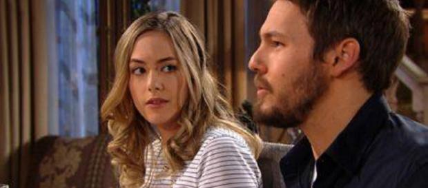 Anticipazioni Beautiful: Waytt interrompe le nozze di Liam e Hope