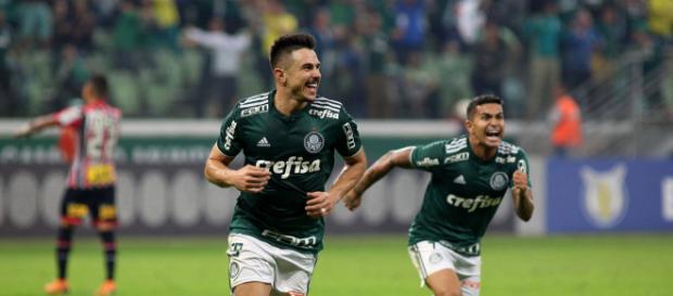 Atual campeão, Palmeiras pode ter poucos jogos exibidos na TV no próximo Brasileirão (Foto: Gazeta Esportiva)