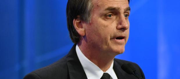 Bolsonaro, que está em Davos, na Suíça, para o Fórum Econômico Mundial (Reprodução)