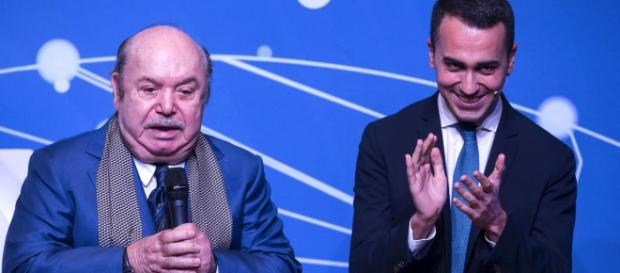 Di Maio sceglie Lino Banfi per rappresentare l'Italia all'Unesco