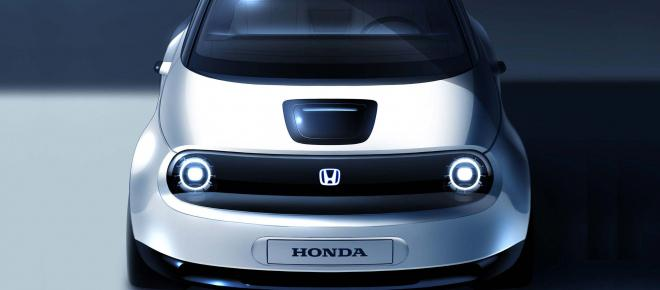 Nuova Honda EV, la city car elettrica sarà svelata al Salone di Ginevra