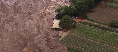 Não foi encontrado nenhum corpo (foto: Reprodução/TV Globo)