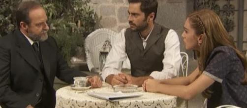 Anticipazioni Il Segreto: Raimundo ordina a Julieta e Saul di lasciare la villa di Francisca