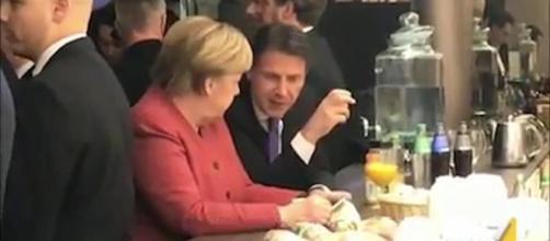 """Conte rivela a Merkel: """"M5s giù nei sondaggi e preoccupati ... la7.it"""