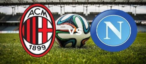 Diretta tv e streaming Napoli Milan su Dazn