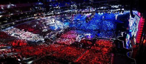 El Spodek Arena de Katowice (Polonia) es ya un pabellón mítico dentro del mundo de los eSports