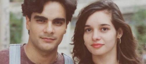 Guilherme de Pádua e Daniella Perez (Imagem: Reprodução/Arquivo/Globo)