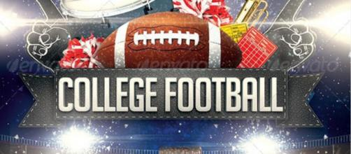 It is time to make some big bold college football predictions for the 2019 season. [Image Credit] PhotoShop Templates & Vectors Free - YouTube