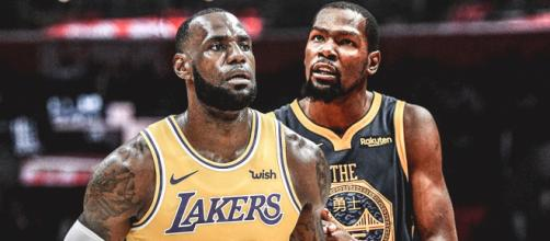 Kevin Durant has high praise for LeBron James [Image by Clutchpoints / Instagram]