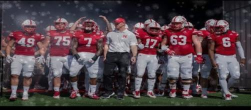 Nebraska football looking to reel in Dylan Jordan [image via LK Highlights/YouTube]