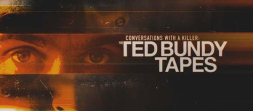 "Netflix has warned viewers not to watch ""Conversations with a Killer: Ted Bundy Tapes"" alone. [Image Netflix/YouTube]"