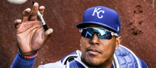 Salvador Perez has made six straight All-Star teams. [Image Source: Flickr | James Weatherly]