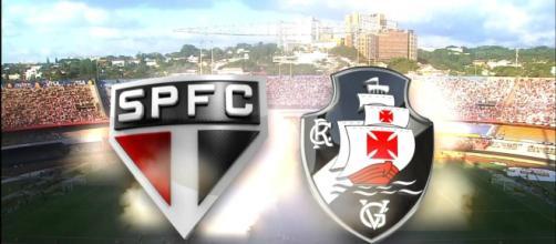 São Paulo x Vasco ao vivo nesta sexta-feira (Reprodução Site Mundo Tricolor)