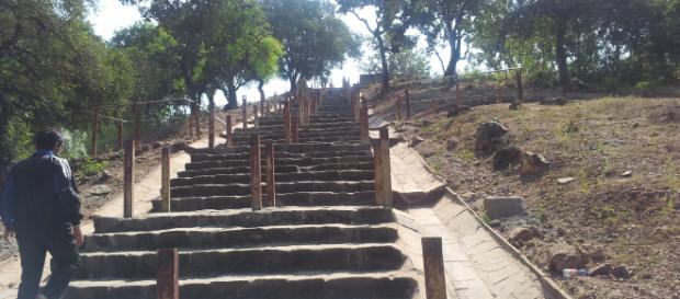 Chausat Yogini Temple in Jabalpur - Video Reviews, Photos, History ... - holidayiq.com