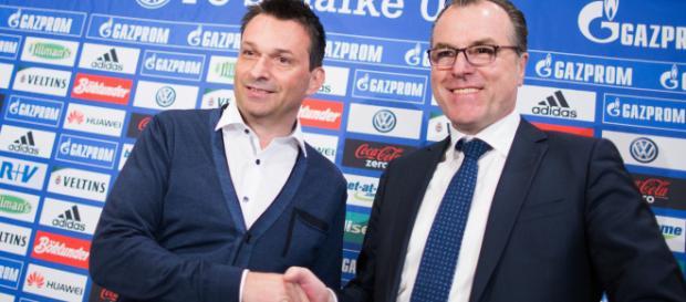 Neuer Trainer, neue Ziele: Schalke will in die Champions League - rotenburger-rundschau.de