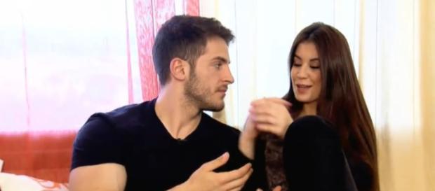 Noelia y Héctor tienen una cita que termina en besos (cuatro.com)