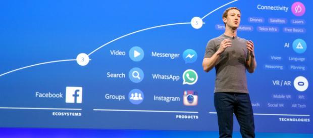 O trabalho para fundir as três redes sociais já começou e deve ser concluído até 2020 (Foto via site fortune.com)
