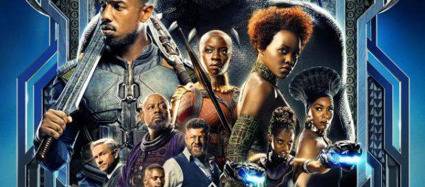 Photos et affiches - Black Panther - EcranLarge.com - ecranlarge.com