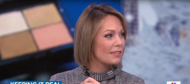 The Today show's Dylan Dreyer was the perfect moder for media long before finding meteorology. [Image source: TODAY-YouTube]