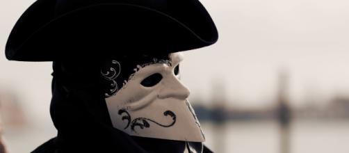 Bauta, tipica maschera del carnevale veneziano