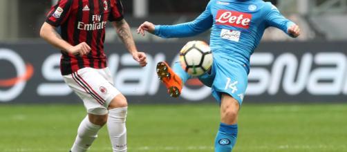Diretta Milan-Napoli in streaming