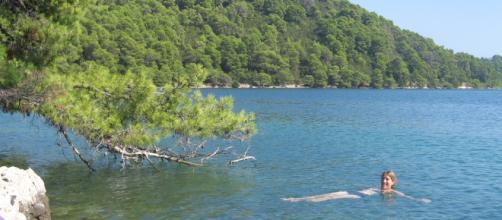 Ilha de Mijet na Croácia está entre as mais belas do continente europeu (Fonte da imagem: Matt & Kate's travel blog)