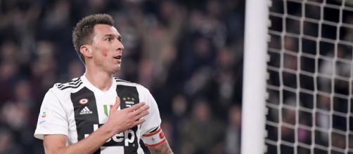 Juventus, Mandzukic ha fretta di rientrare