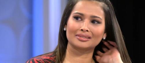 Kathy acaba llorando en MyHyV al tener una pelea con Santana (cuatro.com)