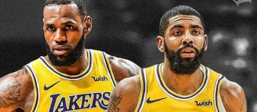 Kevin Love talks about Kyrie reuniting with LeBron on Lakers [Image by lebron_g.o.a.t_ / Instagram]