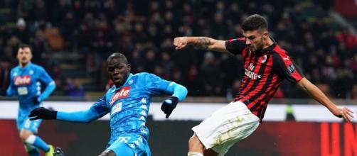 Milan-Napoli, finisce 0-0 a San Siro