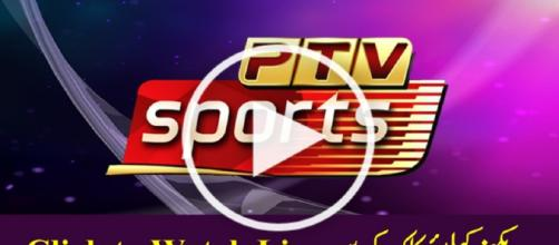 PTV Sports live streaming Pak vsSA 4th ODI (Image via PTV Sports screencap)
