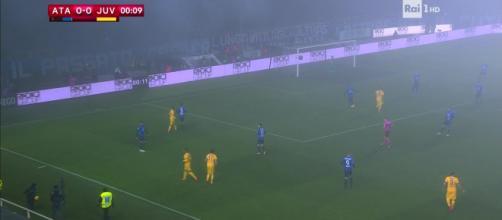 Quarti di finale Coppa Italia, Atalanta-Juventus visibile su Rai 1
