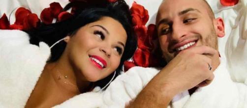 Sarah Fraisou annonce sa rupture avec son fiancé Sofiane.
