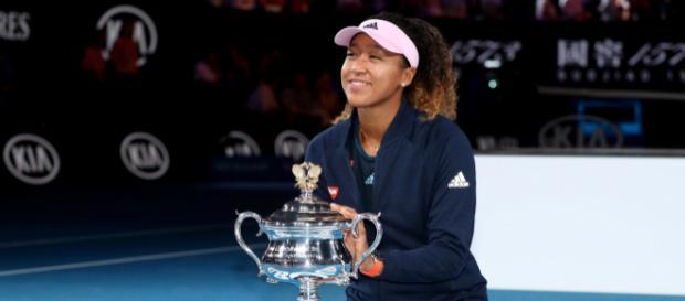 Osaka ya tiene dos títulos de Grand Slam en su joven carrera. - .standard.co.uk