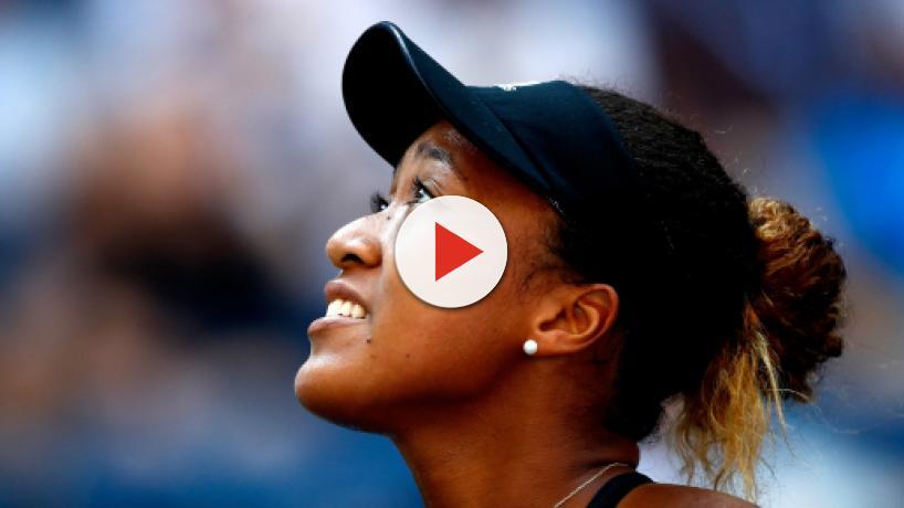Naomi Osaka sits on top of the tennis world