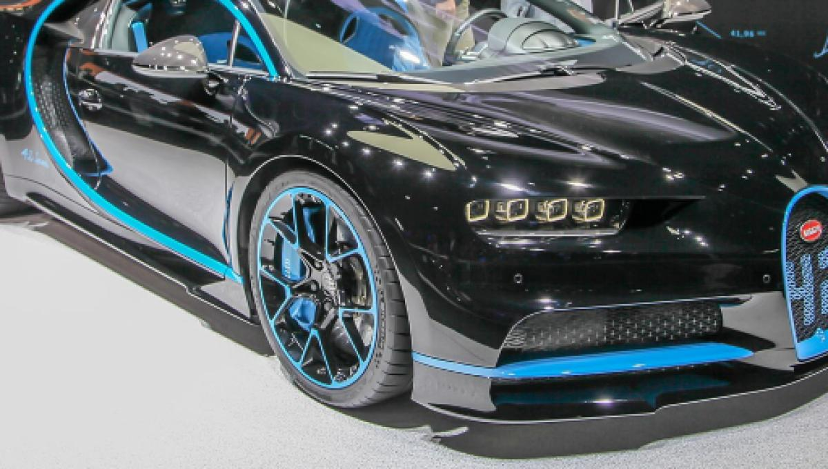 Bugatti ends SUV rumors, but confirms new models for this year