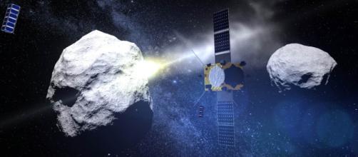 DART: come deflettere un asteroide | Metadimensione - metadimensione.it