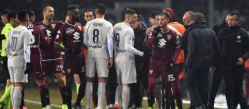 L'Inter crolla a Torino 1-0 in campionato