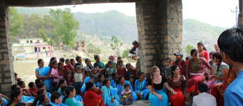 O exílio de mulheres menstruadas no Nepal está com os dias contados (Lindseymaya/Wikimedia Commons)