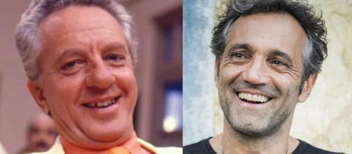 Rogério Cardoso e Montagner (Reprodução TV Globo)