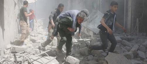 Settembre, il mese peggiore del 2017 per la guerra in Siria: oltre ... - ilprimatonazionale.it