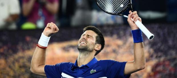Novak Djokovic remporte un nouvel Open d'Australie
