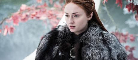 Sophie Turner reacciona por uso de una imagen suya de Game of Thrones